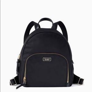 Kate Spade Dawn Medium Backpack Black